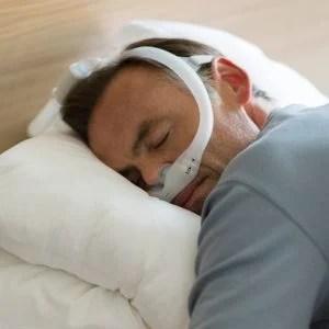 pilairo q nasal pillows mask intus