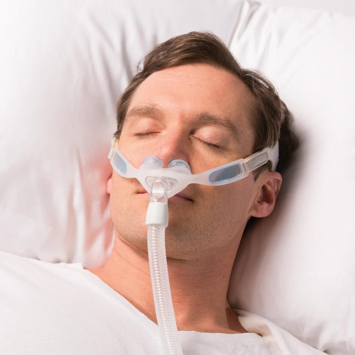 nuance nuance pro gel nasal pillows masks