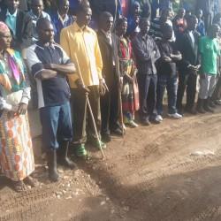 Ifoto abahinzi b'umuceri
