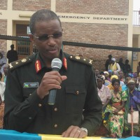 Brig.General Emmanuel Ndahiro