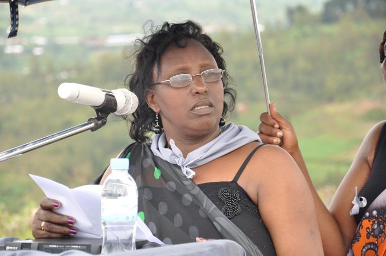 Hon Mukarugema Alphonsine