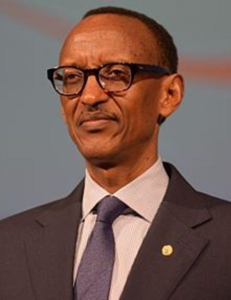 Paul Kagame, Perezida wa gatandatu uyoboye u Rwanda akaba anagikomeje kuruyobora.