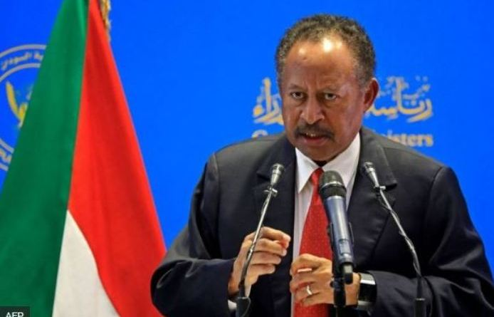 Ihirikwa ry'Ubutegetsi/Coup d'Etat yaburijwemo muri Sudani