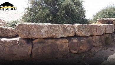 """صورة المدافن الأمازيغية القديمة : V-القبور القلاعية أو """" الشوشات"""" Chouchet"""