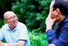 صورة أمزروي نغ مع ساسي عابدي : حلقة 5 الأوضاع السياسية، الإجتماعية والدينية التي سبقت ثورة مخلد بن كداد