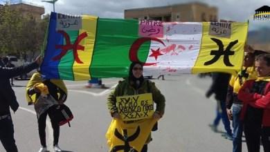 """صورة الشعب الجزائري يُجهض """"فتنة الرايات"""""""