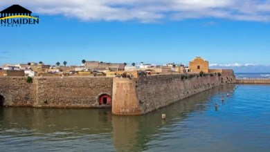 صورة التشويهات الفرنسية لأسماء المدن الأمازيغية المغربية