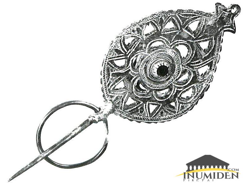 Les bijoux berb res de l 39 alg rie inumiden for Decoration kabyle