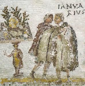 Calendrier de Thysdrus , mois de janvier .