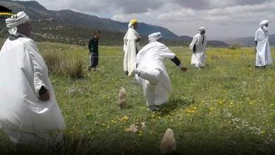 Photo de Jeux traditionnels chaouis : Igoumen