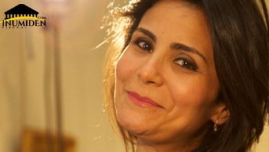 Photo de Fatma Zohra Bouaouni, une berbère qui rend hommage à ses semblables