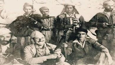 Photo de Les dirigeants de l'Aurès-Nemencha (1954-1957)
