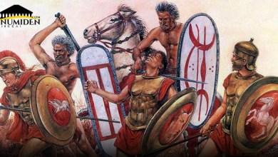 Photo de La révolte du chef Amazigh Gildon contre Rome