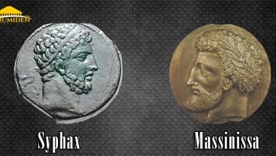 Photo de Massinissa et Syphax : duel de deux rois