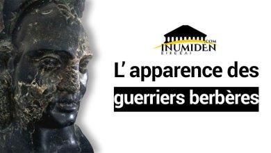 Photo de L'apparence des guerriers berbères