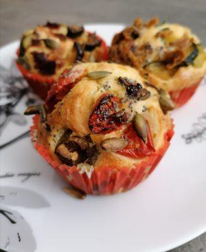 Muffin rustici salati