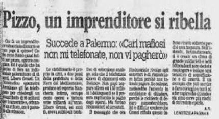 Palermo e la Sicilia ricordano Libero Grassi. Come? Con un Parco in suo nome bloccato dalla burocrazia
