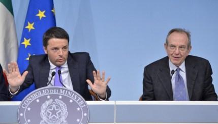 Governo Renzi: a pochi giorni dal voto per il referendum ecco 50 Euro per i pensionati...