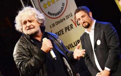 Dove portano gli 'scivoloni' di Beppe Grillo a Genova e di Cancelleri a Palermo?