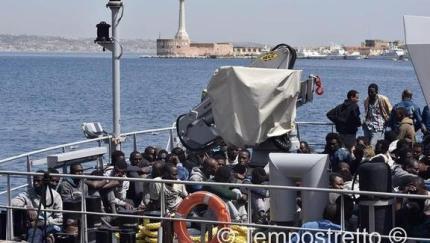 """Coltraro contro l'hot-spot a Messina: """"Non vogliamo fare la fine di Lampedusa"""""""