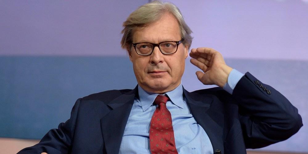 Sgarbi piomba sulle elezioni siciliane e chiede aiuto a Totò Cuffaro