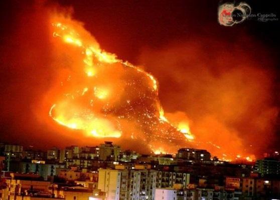 Incendi in Sicilia: un esposto del Si.F.U.S. chiama in causa gli assessori Cracolici e Croce