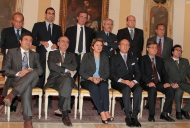 Nello Musumeci + Gaetano Armao = Il ritorno del lombardismo. E Marco Falcone gioisce...