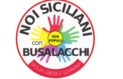 Noi Siciliani con Busalacchi: ecco le liste