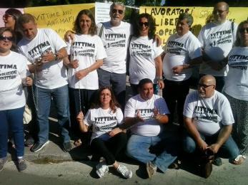 """Di nuovo bloccata la vertenza degli ex Sportellisti? Adriana Vitale: """"Lunedì tutti in piazza"""""""