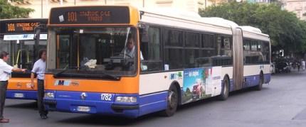 AMAT di Palermo: autobus sempre più carenti e conti sempre più 'ballerini'
