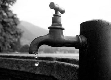Palermo in 'emergenza' per mancanza d'acqua: ma butta in mare 500 litri di acqua al secondo!