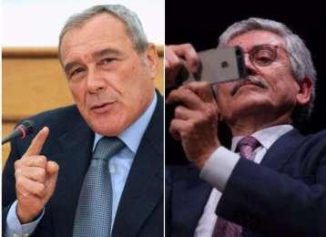 La realpolitik di Piero Grasso: contro il PD alle politiche, con il PD nel Lazio