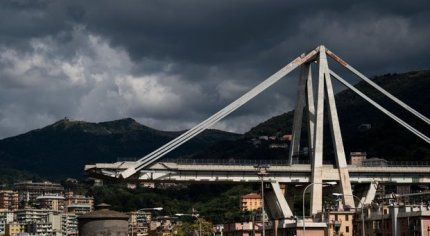 Il crollo del Ponte Morandi di Genova e i nani che oggi attaccano l'ingegnere Riccardo Morandi