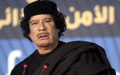 I dieci motivi per i quali Gheddafi è stato ammazzato