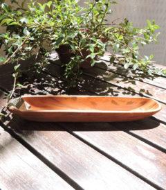 Foto 1 - Aceitunero de madera acacia