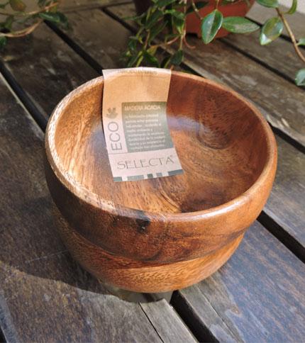 Imagen de bowl de madera Acacia - Ilustracion 3