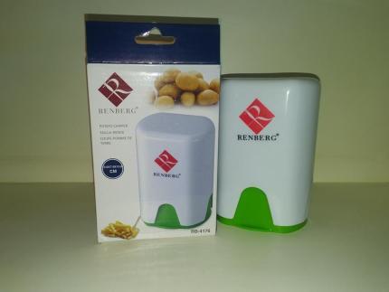 Foto 2 - Cortador de papas fritas, Renberg