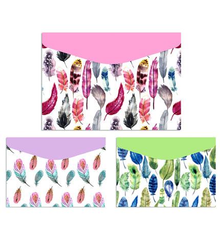 Foto 1 - sobres de carton 3 diseños