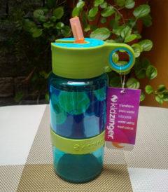 Foto 1 - Botella Kidzinger Azul