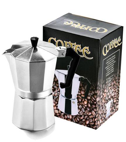 Foto 2 - Cafetera italiana - Foto con caja