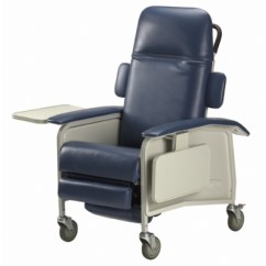 Invacare Clinical Recliner Geri Chair Flight Product Catalog Three Position Blueridge