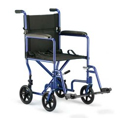 Transport Wheel Chair Old Covers Hire Invacare Product Catalog Wheelchair 17 X 16 Blue