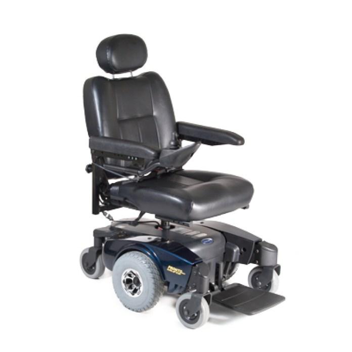 Kết quả hình ảnh cho Invacare Pronto M51 Power Wheelchair - M51PSEMIBLUE