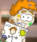 Cartoon Stu
