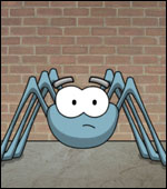Jimmy The Spider