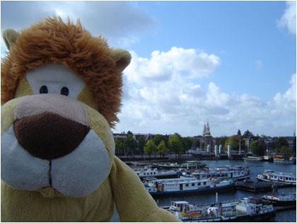 Alex de Leeuw in amsterdam 5