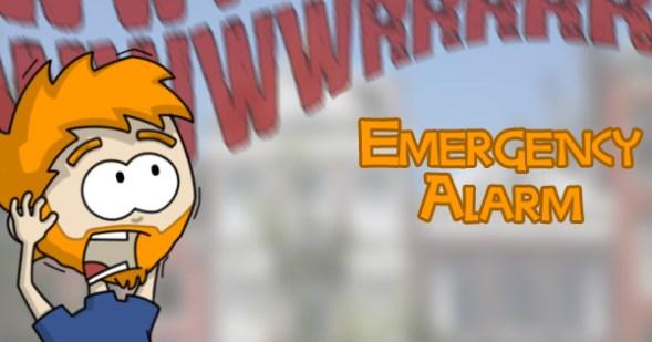 Amsterdam Emergency Alarm