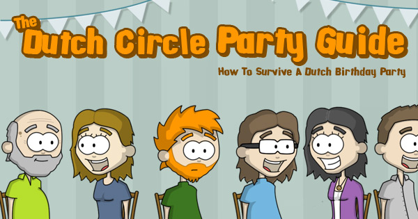 How To Surive A Dutch Birthday Party