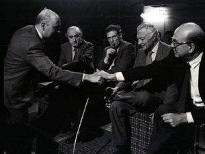 Club di Roma: Agnelli, Napolitano, Craxi, De Mita