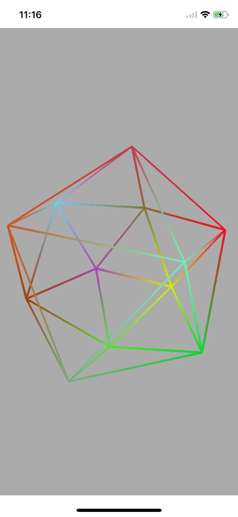 Figure 1. Custom geometry.
